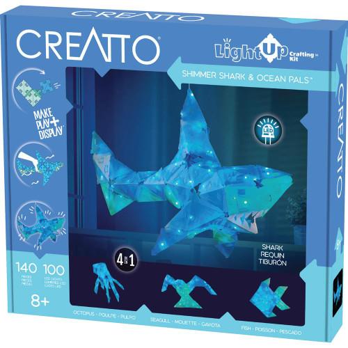 Shimmer Shark and Ocean Pals Creatto