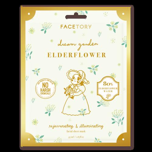 Dream Garden Elderflower Rejuvenating, Illuminating Mask