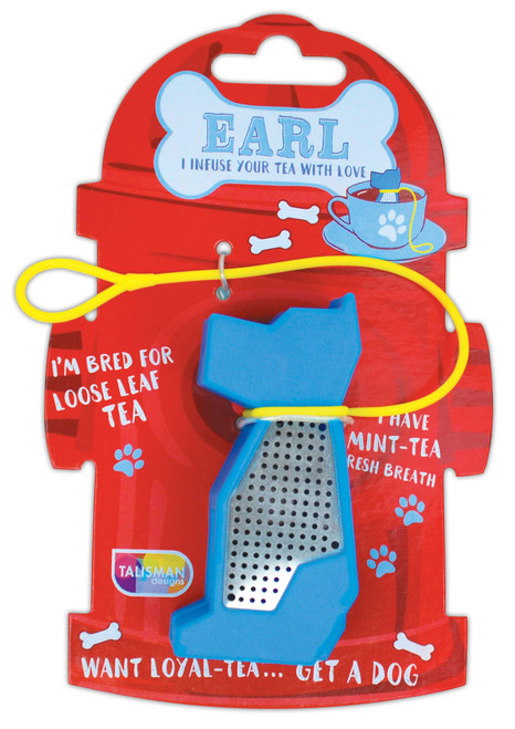 Earl the Dog Tea Infuser