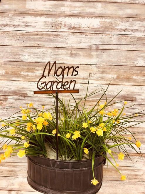 Garden Plant Stakes - Mom's Garden