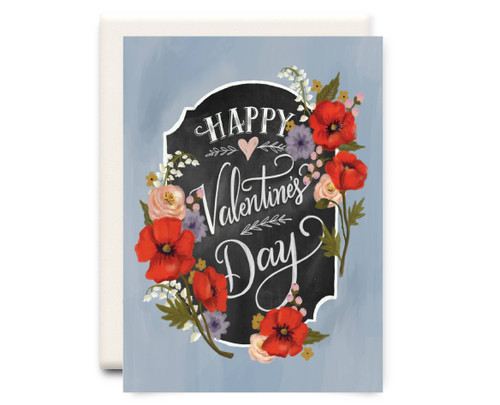 - Happy Valentines Day Card