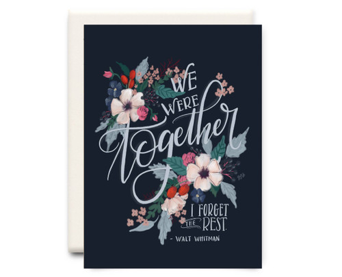 Forget the Rest - Love Card