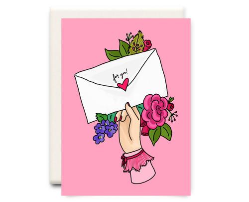 Valentines Letter - Valentine Card