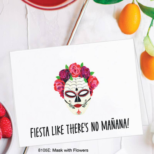 Fiesta Like There's No Manana - Card