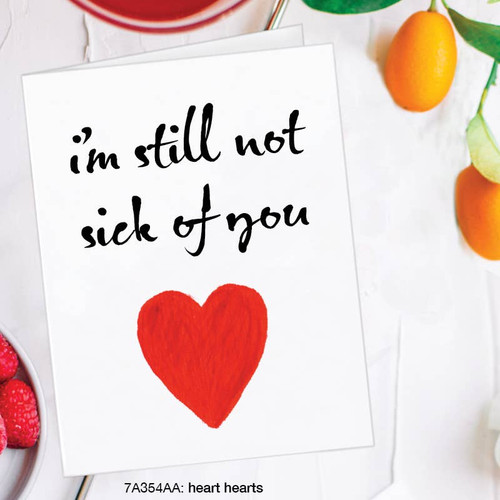 I'm Still Not Sick of You - Card