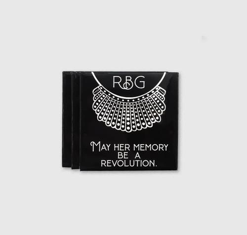 RBG Revolution Magnet