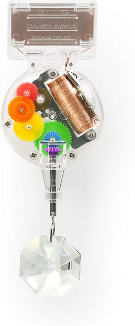 The solar powered RainbowMaker makes a wonderful wedding or house warming gift. It brings good Chi into your home according to Feng Shui.