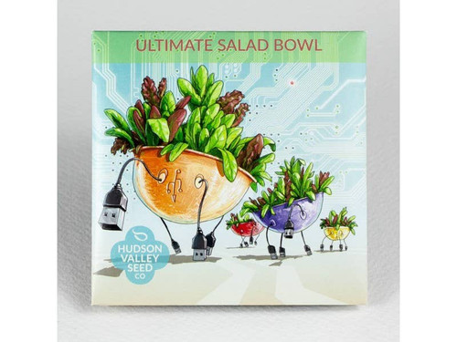 Ultimate Salad Bowl Seeds