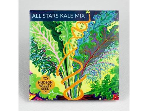 All Stars Kale Mix