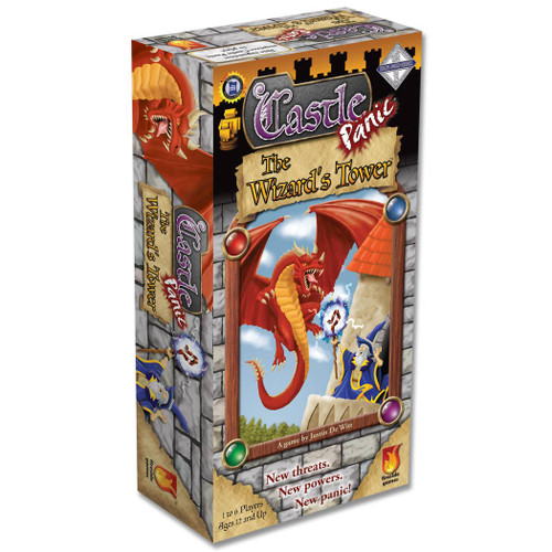 The Wizard's Tower Board Game