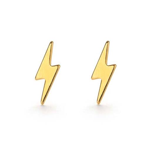 Lightning Bolt Studs