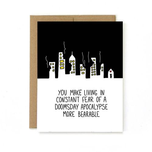 Valentine's Day Card - Doomsday