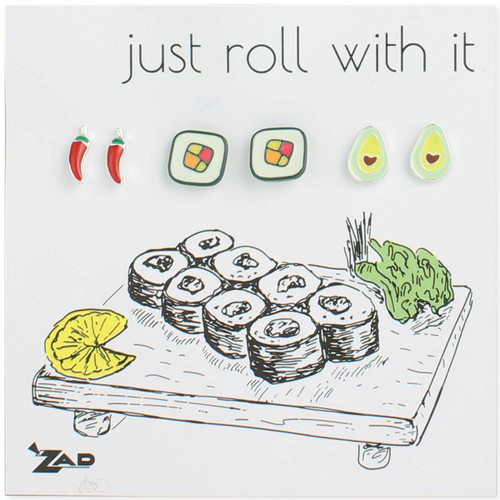 Avo / Pepper / Sushi Posts