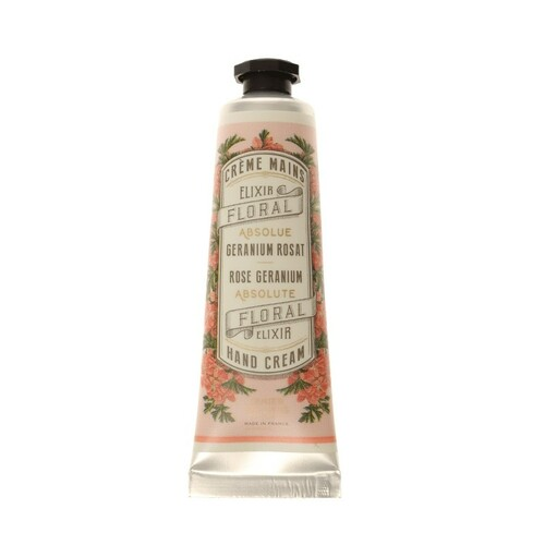 Rose Geranium 30mL Hand Creme by Panier des Sens