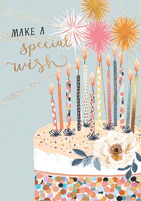 Special Wish - Birthday Card