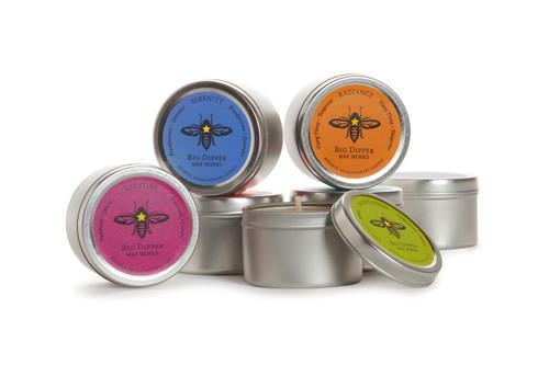 Beeswax Aromatherapy Tin 1.7 oz