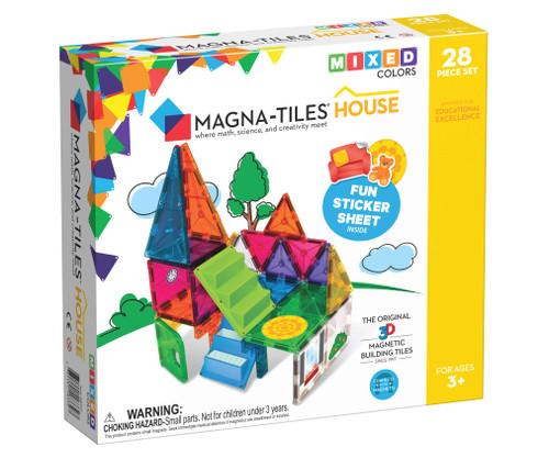 Magna-Tiles House 28 pc Set