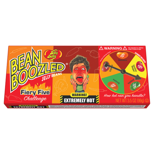 Bean Boozled Spinner Gift Box 3.5 oz - Jelly Belly