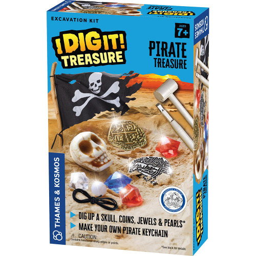 I Dig It! Treasure - Pirate Treasure