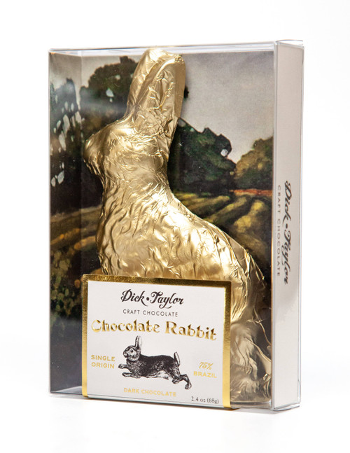 Dark Chocolate Rabbit