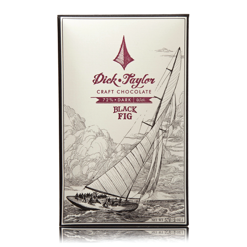 Black Fig 72% Dark Chocolate