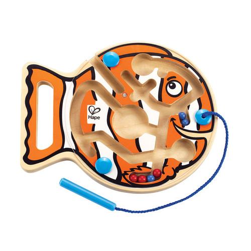 Go-fish-go puzzle