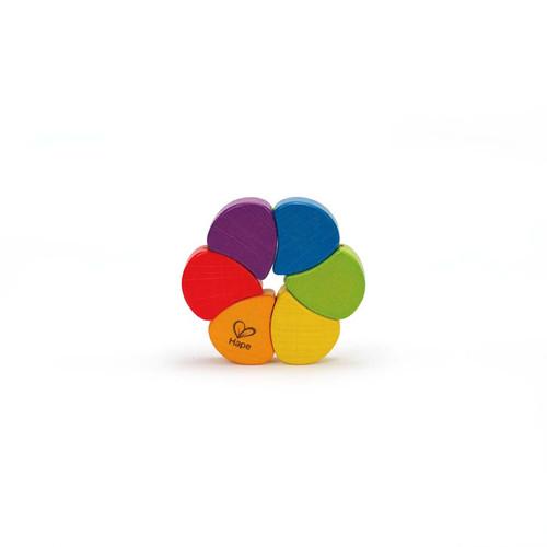 Rainbow Rattle by Hape