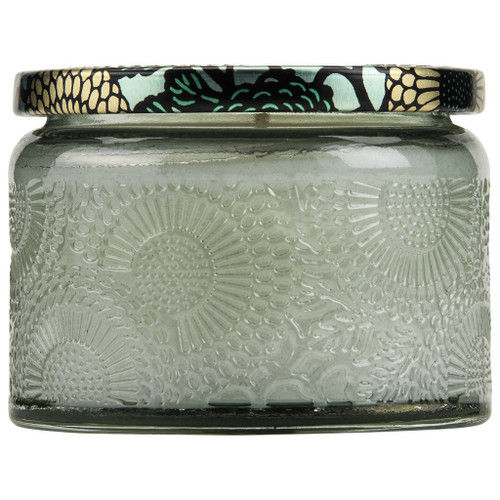 French Cade Lavender Small Glass Jar Candle 3.2oz
