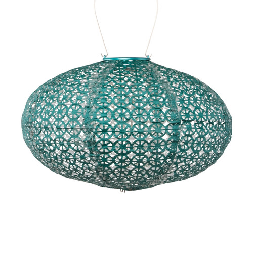 "14""x9"" Oval Stella Wagon Punch - Metallic Emerald"