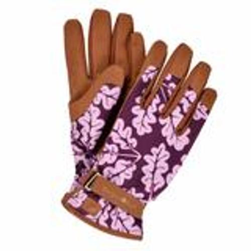 Love the Glove - Oak Leaf Plum