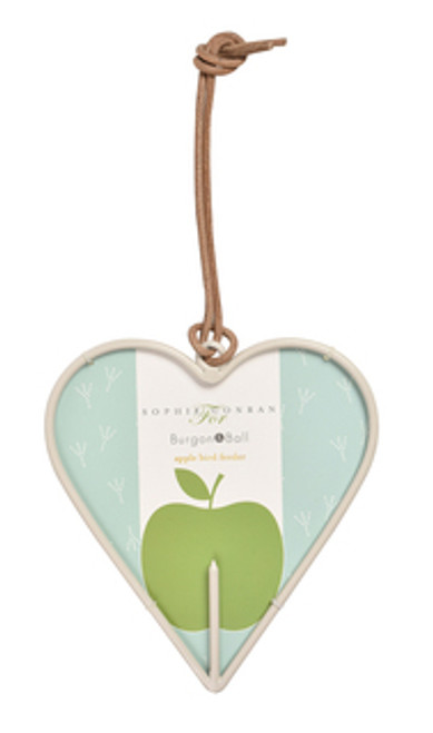 Sophie Conran Apple Bird Feeder - Heart