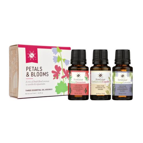 3 Pack EO Petals & Blooms