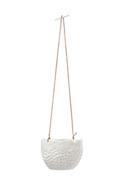 'Dot' Hanging Pot