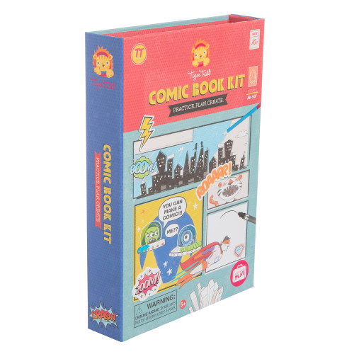 Comic Book Kit - Practice, Plan, Create