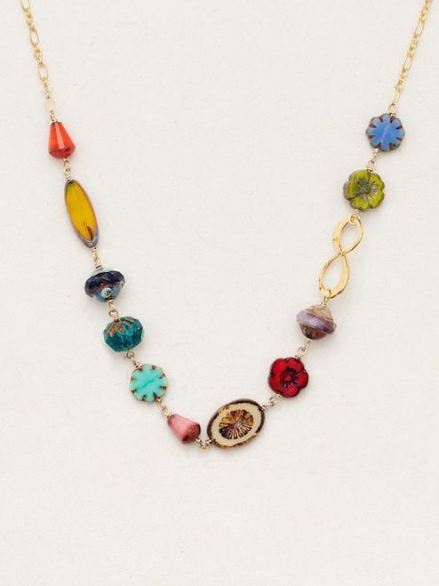 Rainbow Fandango Necklace