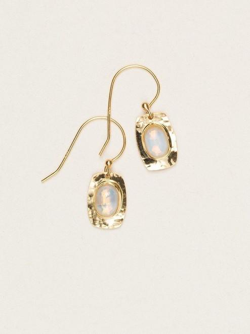 Gold / Blush Adelaide Earrings