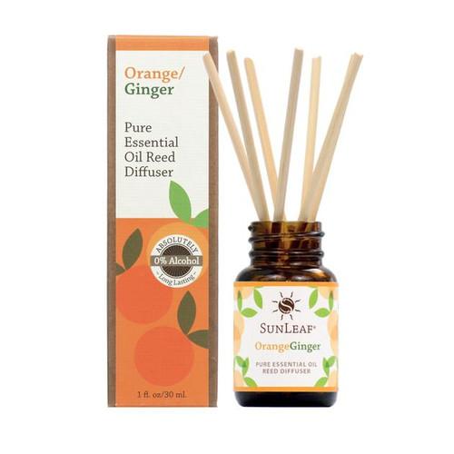 Orange / Ginger EO Reed Diffuser