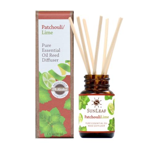 Patchouli / Lime EO Reed Diffuser