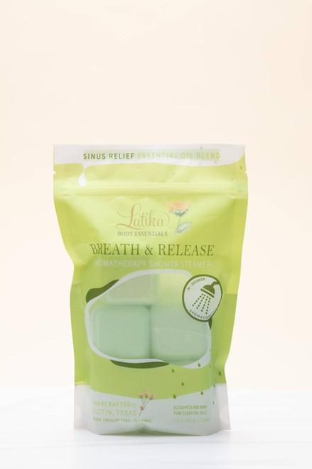 Shower Steamer - Breath & Release