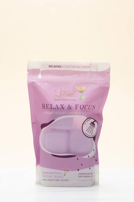 Shower Steamer - Relax & Focus