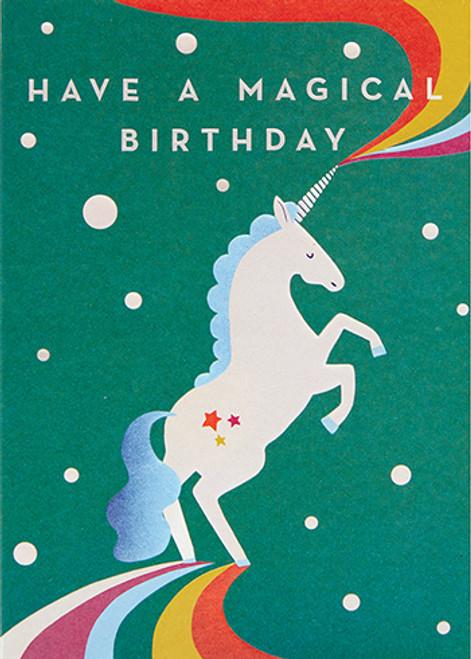 Magical Birthday - Birthday Card (13414)