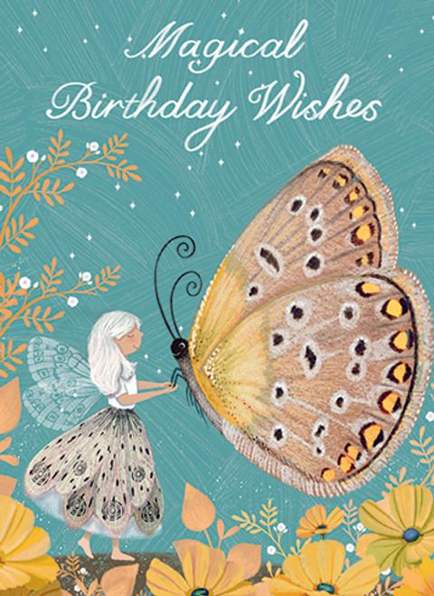 Magical - Birthday Card
