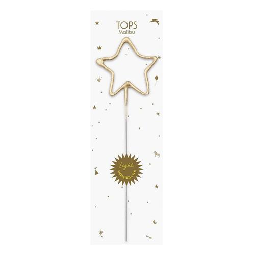 Big Golden Sparkler Wand Star