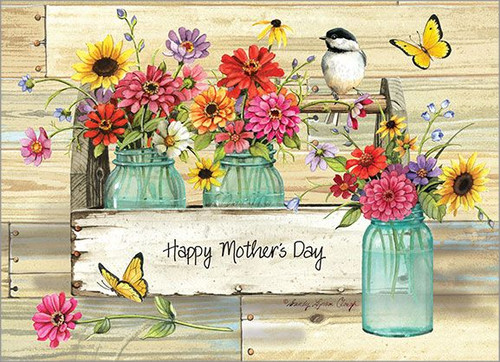 Happy Mother's Day Jars