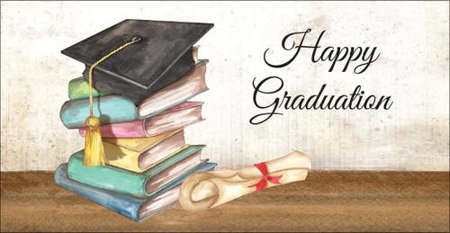 Happy Graduation - Graduation Money Card