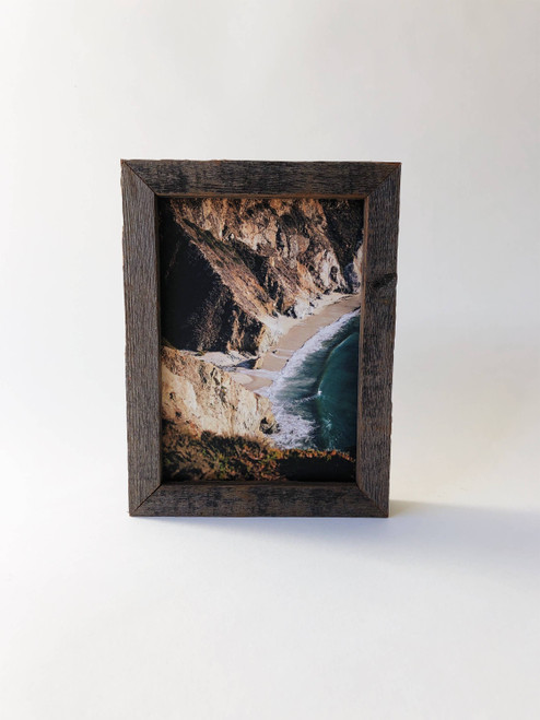 """5"""" x 7"""" Reclaimed Wood Gallery Frame"""