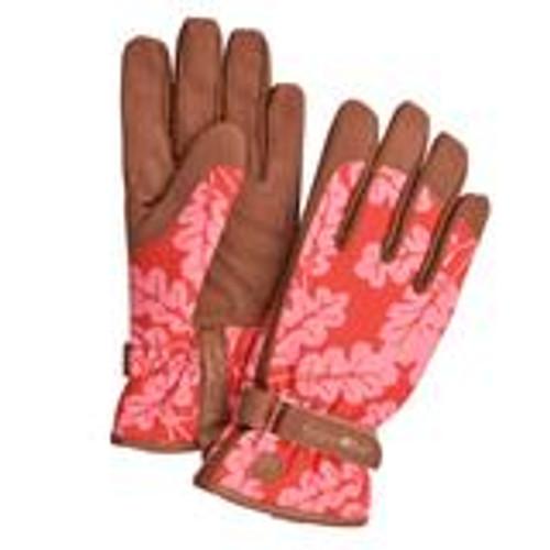 Love the Glove - Oak Leaf Poppy