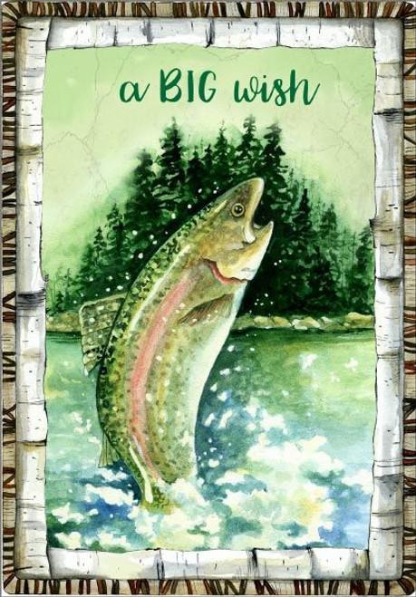 Big Wish Father's Day Card