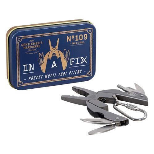 Titanium Pocket Multi-Tool Pliers