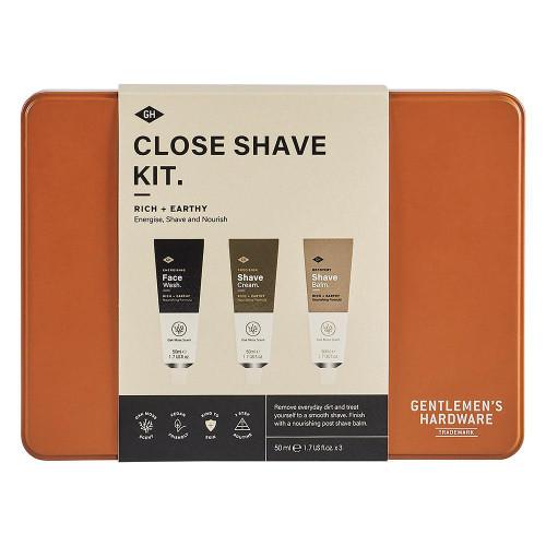 Close Shave kit